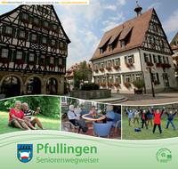 Seniorenratgeber der Stadt Pfullingen