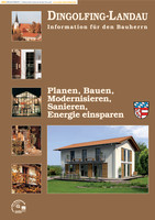 Bau-Informationsbroschüre Landkreis Dingolfing-Landau