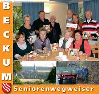 Seniorenwegweiser für die Stadt Beckum