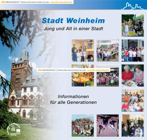 Ratgeber für Familien der Stadt Weinheim