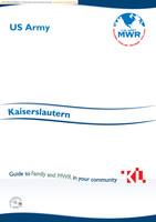 Welcome Magazin der USAG Kaiserslautern