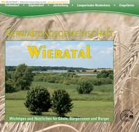 Bürger-Informationsbroschüre der VG Wieratal