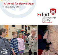 Seniorenwegweiser für die Stadt Erfurt