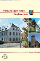 Bürgerinformationsbroschüre der Verbandsgemeinde Lauterecken
