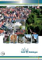 Informationsbroschüre der Stadt Waiblingen