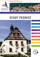 Bürgerinformationsbroschüre der Stadt Pegnitz