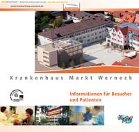 Krankenhausbroschüre Markt Werneck