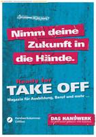 Take Off - Magazin für Ausbildung, Beruf und mehr...