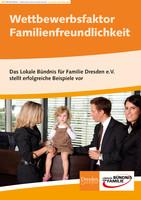 Familienbroschüre der Stadt Dresden