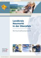 Wirtschaftsstandortbroschüre des Landkreises Neumarkt i.d. Oberpfalz