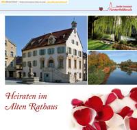 Heiraten im Alten Rathaus