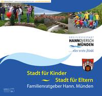 Familienwegweiser der Stadt Hann. Münden