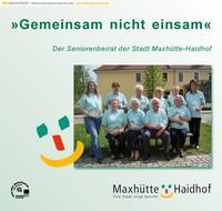 Seniorenwegweiser der Stadt Maxhütte-Haidhof