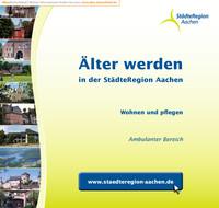 Älter werden in Aachen - ambulanter Bereich