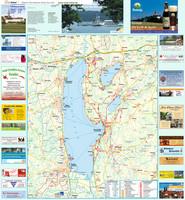Freizeitkarte rund um den Ammersee