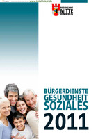 Bürgerdienste Gesundheit Soziales 2011 Berlin-Mitte