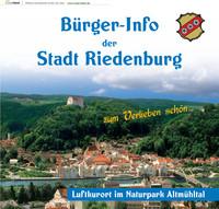 Bürger-Info der Stadt Riedenburg