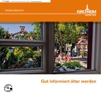 Seniorenwegweiser der Stadt Kirchheim unter Teck