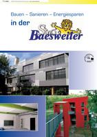 """Ratgeber """"Planen, Bauen und Energiesparen in Baesweiler"""