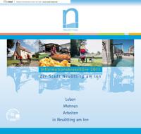 Informationsbroschüre der Stadt Neuötting