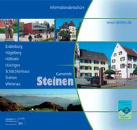 Bürger-Informationsbroschüre der Gemeinde Steinen