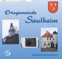 Bürgerinformationsbroschüre der Ortsgemeinde Saulheim