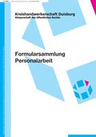 Formular- und Mustersammlung der KHS Duisburg