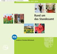 Standesamtsbroschüre für den Landkreis Potsdam-Mittelmark