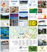 Freizeitkarte der Gemeinde Iffeldorf