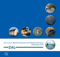 Imagebroschüre für den Zweckverband Wasserver- und Abwasserentsorgung Altenburger Land