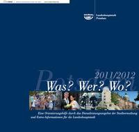 Bürgerinfomationsbrochüre der Stadt Potsdam