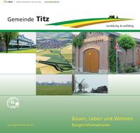 Bauen, Leben und Wohnen Gemeinde Titz