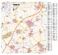Stadtplan Gemeinde Titz