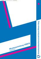Mustersammlung VOB/B Bonn/Rhein-sieg
