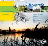 Bürgerinfomationbroschüre Schwepnitz