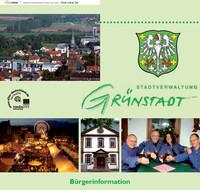 Bürgerinfomationsbroschüre Grünstadt