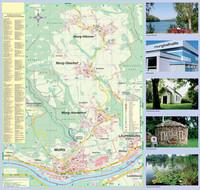 Stadtplan der Gemeinde Murg
