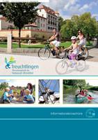 Infomationsbroschüre der Stadt Treuchtlingen