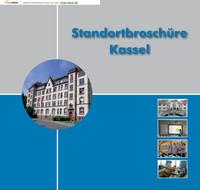 Standortbroschüre der Stadt Kassel