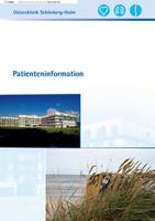 Patienteninformation der Stadt Schönberg Holm