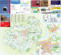 Stadtplan der Stadt Everswinkel