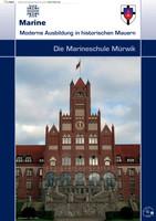 Marineschule Flensburg Infomationsbroschüre