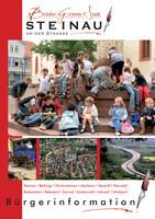 Bürger-Informationsbroschüre Steinau