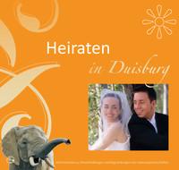 Die offizielle Hochzeitsbroschüre der Stadt Duisburg
