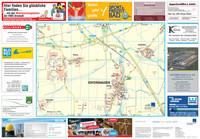 Stadtplan der Stadt Ichtershausen