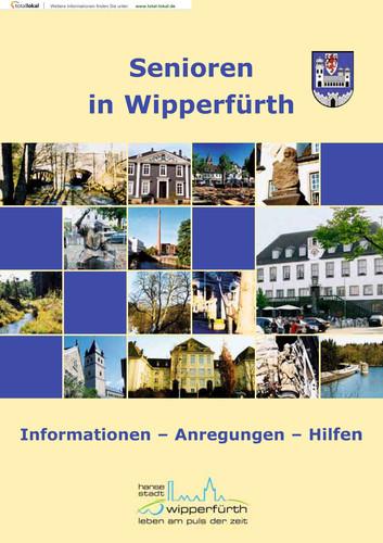 Seniorenbroschüre der Stadt Wipperfürth