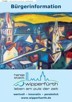 Bürgerinformationsbroschüre der Stadt Wipperfürth