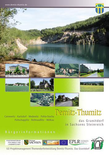 Bürgerinfomationsbroschüre Demitz-Thumitz