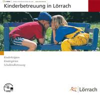 Kindergartenbroschüre der Stadt Lörrach