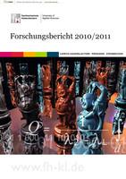 Forschungsbericht der Fachhochschule Kaiserslautern 2010/2011